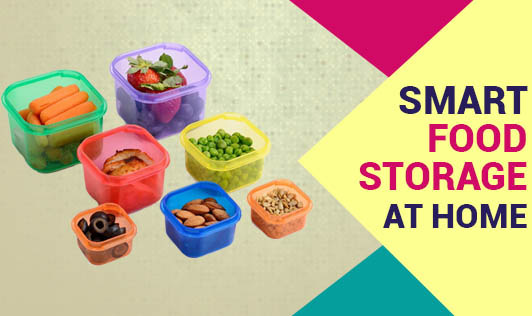Smart Food Storage at Home