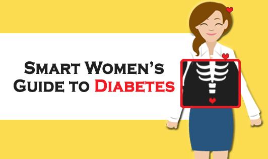 Smart women's guide to diabetes