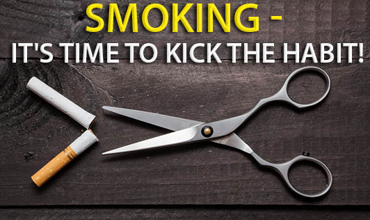 Smoking - It's Time to Kick the Habit!