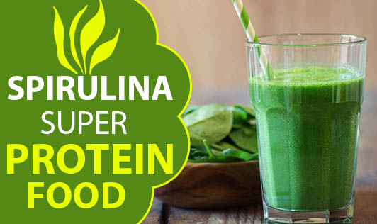 Spirulina - Super Protein Food