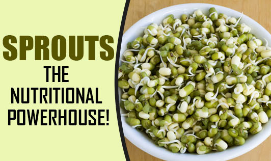 Sprouts - The Nutritional Powerhouse!