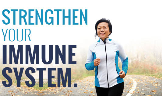 Strengthen Your Immune System.