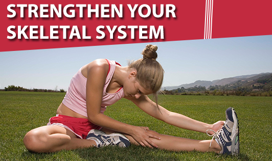 Strengthen Your Skeletal System