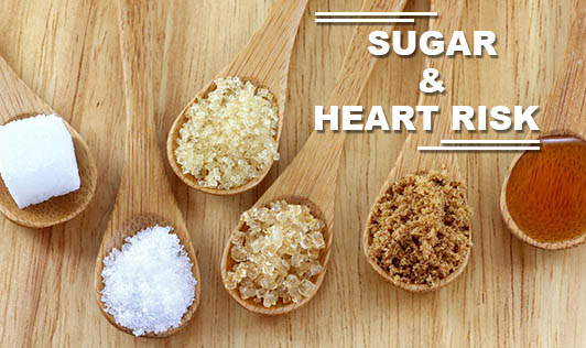 Sugar and Heart Risk