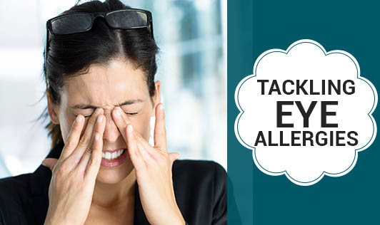 Tackling Eye Allergies