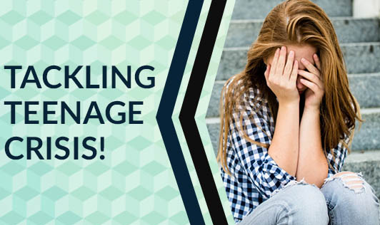 Tackling teenage crisis!