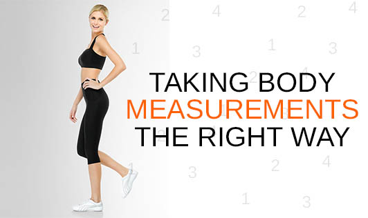 Taking body measurements the right way