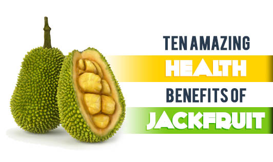 Ten amazing health benefits of jackfruit