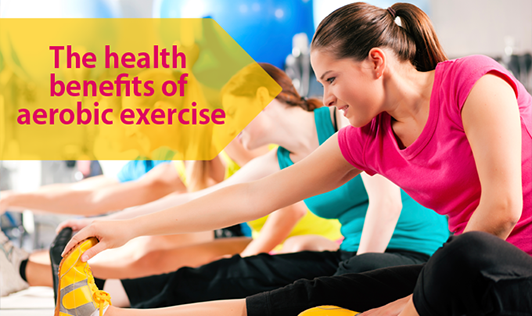 The health benefits of aerobic exercise