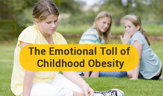 The Emotional Toll of Childhood Obesity