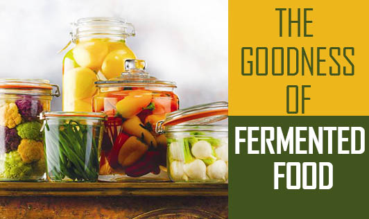 The Goodness of Fermented Food