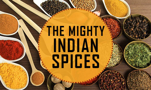 The Mighty Indian Spices