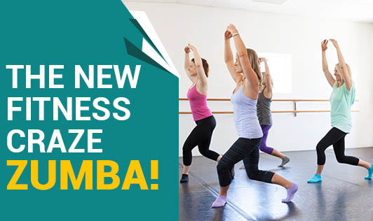 The New Fitness Craze - Zumba!