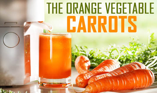 The Orange Vegetable - Carrots