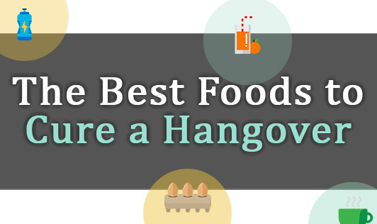 The best foods to cure a hangover