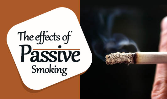 The effects of passive smoking