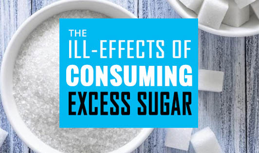 The ill-effects of consuming excess sugar