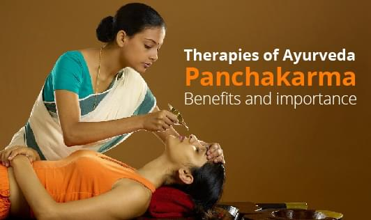 Therapies of Ayurveda- Panchakarma