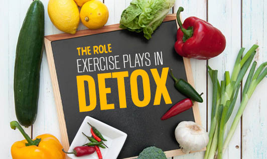The role exercise plays in detox