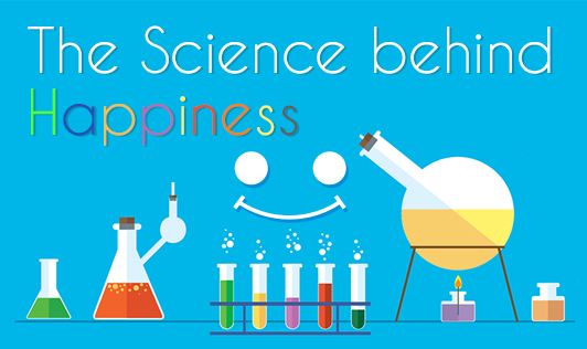 The science behind happiness