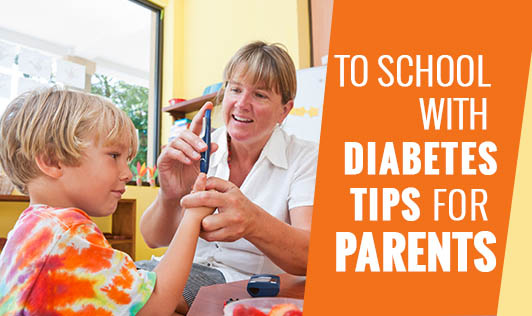 To School with Diabetes:Tips for Parents
