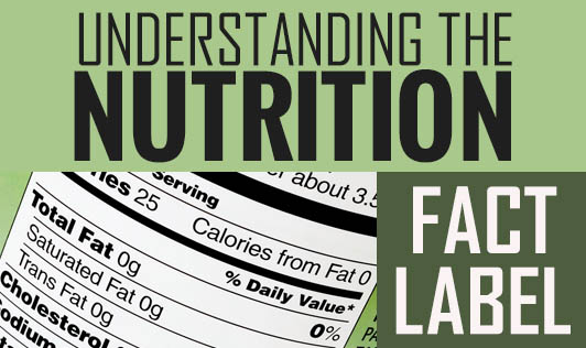 Understanding the Nutrition Fact Label