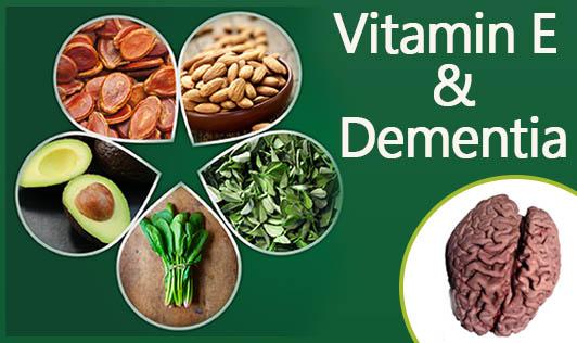 Vitamin E and Dementia