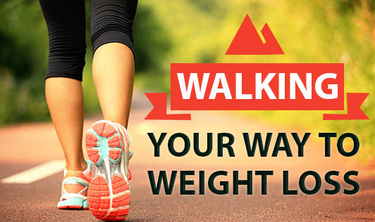 Walking your Way to Weight Loss