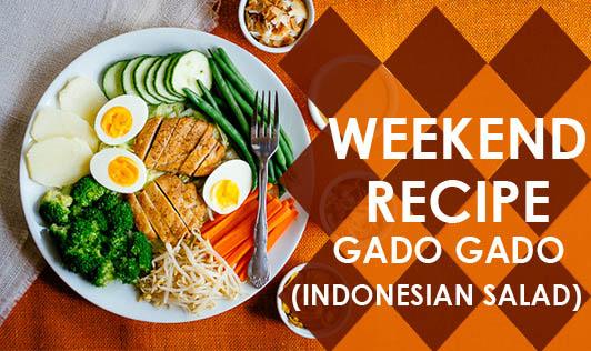 Gado Gado (Indonesian Salad)