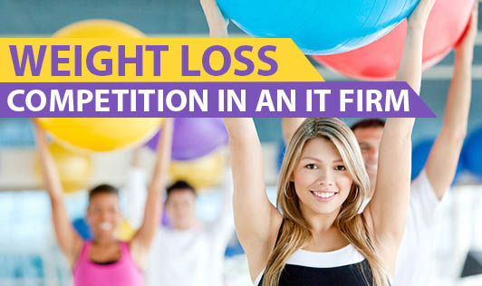Weight Loss Competition In An IT Firm