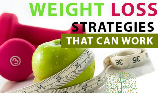 Weight Loss Strategies That Can Work