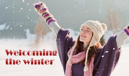 Welcoming the Winter