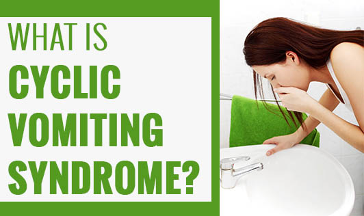 What is cyclic vomiting syndrome?