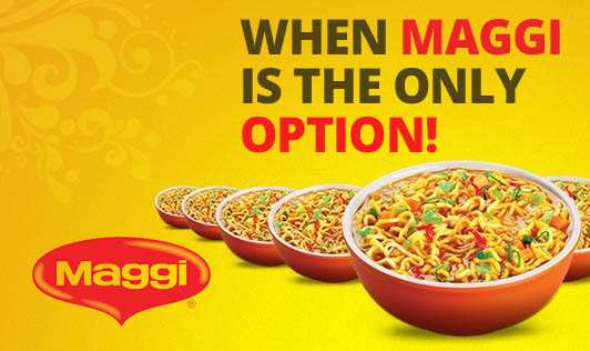 When Maggi Is The Only Option!