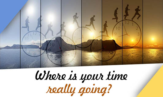 Where is your time really going?