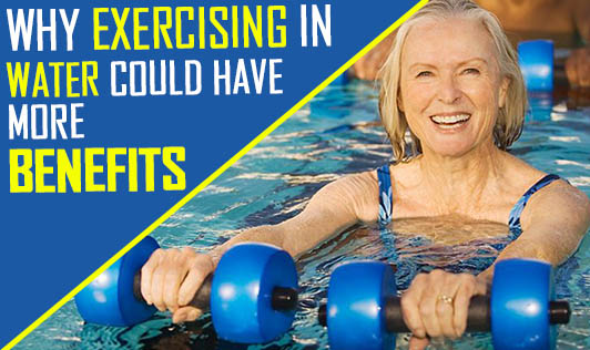 Why exercising in water could have more benefits