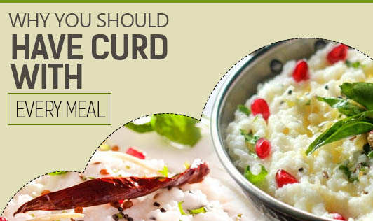 Why you should have curd with every meal
