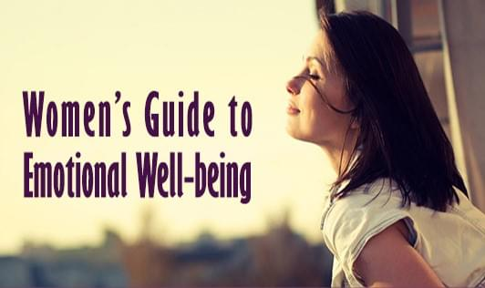 Women's guide to emotional well-being