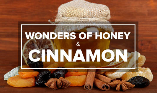Wonders of Honey and Cinnamon