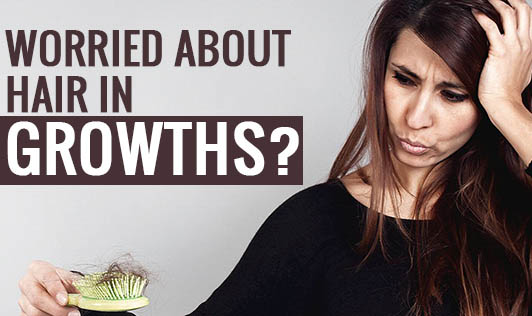 Worried About Hair In-Growths?
