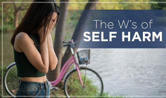 W's of self-harm
