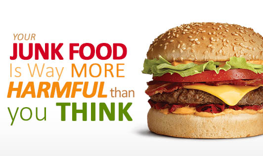 Your junk food is way more harmful than you think