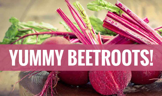 Yummy Beetroots!
