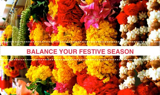 Balance Your Festive Season
