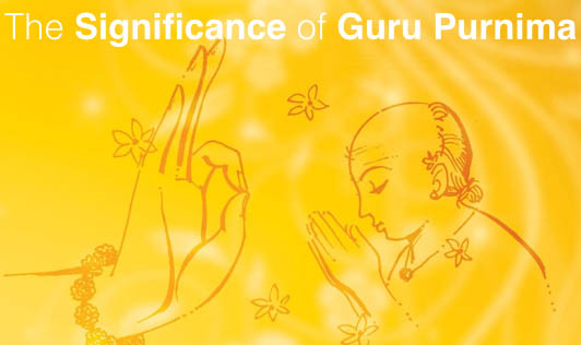 Guru Purnima: A day dedicated to the Guru