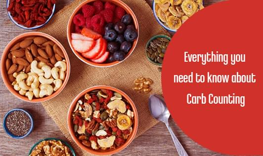 Everything you need to know about Carb Counting!