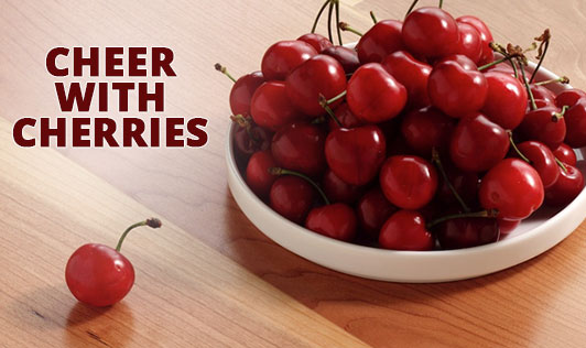 Cheer with Cherries