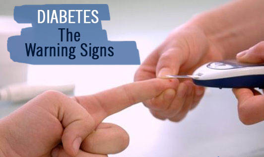Diabetes: The warning signs