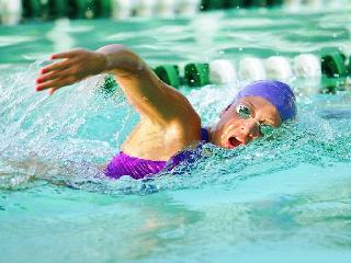 Reasons to start swimming!