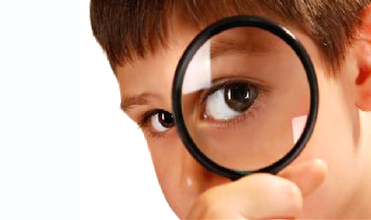 Signs of vision problems in children!